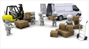 Dai Nam is the company that provides loading and unloading services
